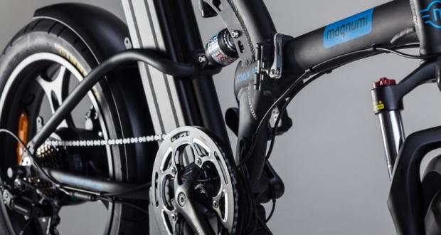 אופניים חשמליים מגנום מקס